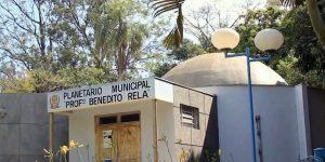 Planetário Municipal de Itatiba abre programação especial de férias