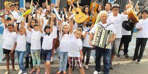 Instituto Anelo abre matrículas para aulas gratuitas de música em Campinas