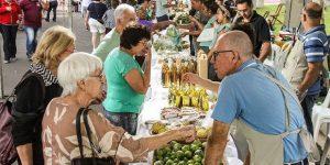 Primeira Feira do Produtor Agroecológico e Artesanal acontece em S.Bárbara
