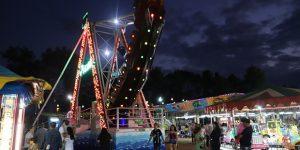 Parque de diversões da Festa do figo de Valinhos oferece desconto de 50%