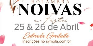Vem aí 2° Edição do Expo Holambra Noivas e Festas