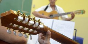 Abertas inscrições para cursos de violão popular e viola caipira em Hortolândia