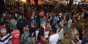 Carnaval em Santo Antônio de Posse acontece na Praça da Matriz