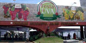 58ª Festa da Uva e 10ª Festa do Vinho começa neste sábado
