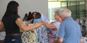 Clube da Melhor Idade de Nova Odessa promove bazar