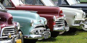 Shopping de Sumaré recebe exposição de carros antigos