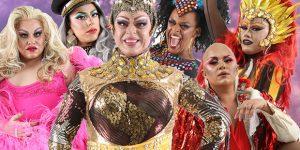 """Campinas recebe o espetáculo """"Drag Queen, o Musical"""""""