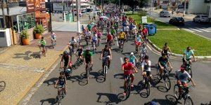 Secretaria de Esportes de Paulínia promove passeio ciclístico