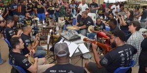 Projeto Samb'Ajuda acontece em Santa Bárbara d'Oeste