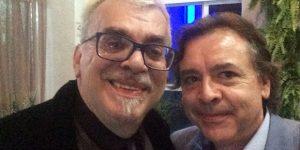 """""""Cultura Abraça Campinas"""" reúne Walcyr e Ney Carrasco em """"Papo de Irmão"""""""