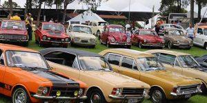 Encontro de Carros Antigos acontece em Valinhos