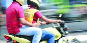 Emdec Campinas alerta risco do Covid-19 pelo uso compartilhado do capacete