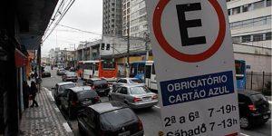 Campinas suspende cobrança de Zona Azul até 21 de abril