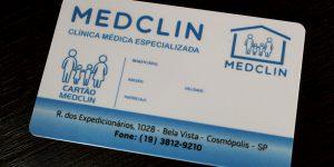 Tenha acesso à diversas especialidades médicas com o cartão Medclin
