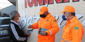 Prefeitura de Paulínia distribui cartilha com orientação de higiene contra o coronavírus