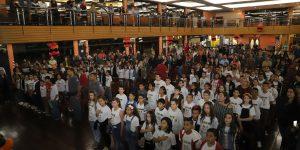 Proerd realiza formatura para alunos de três Escolas Municipais em Mogi Mirim